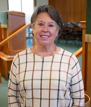 Director of Children's Ministries Anne Bailey Zschau