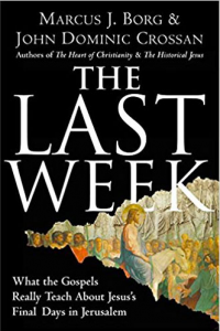 Book cover for The Last Week